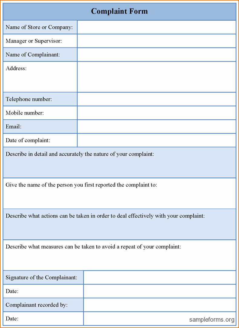 Sample forms In Word Unique 5 form Templates Word