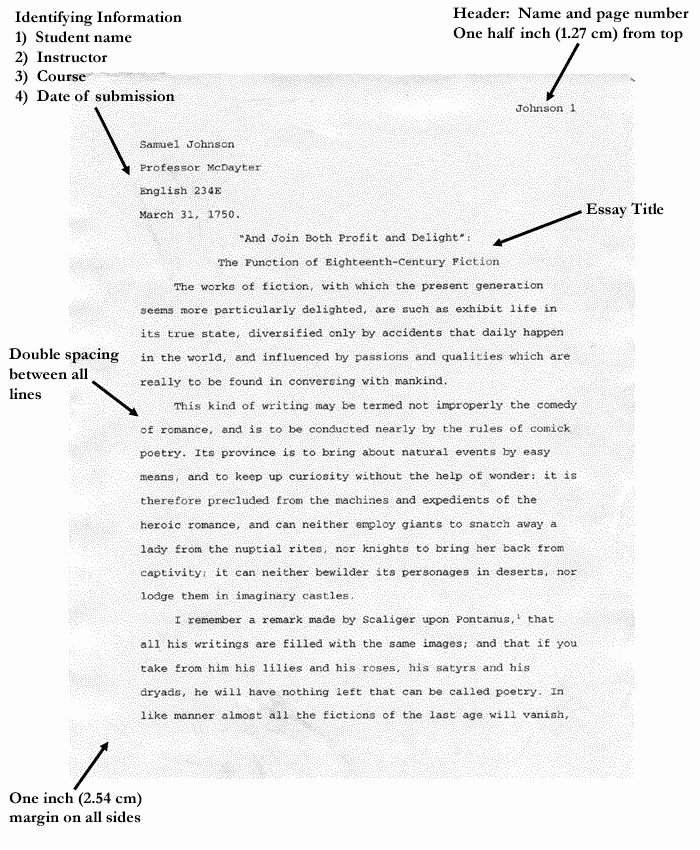 Sample High School Research Paper Fresh Best 25 Apa format Example Ideas On Pinterest