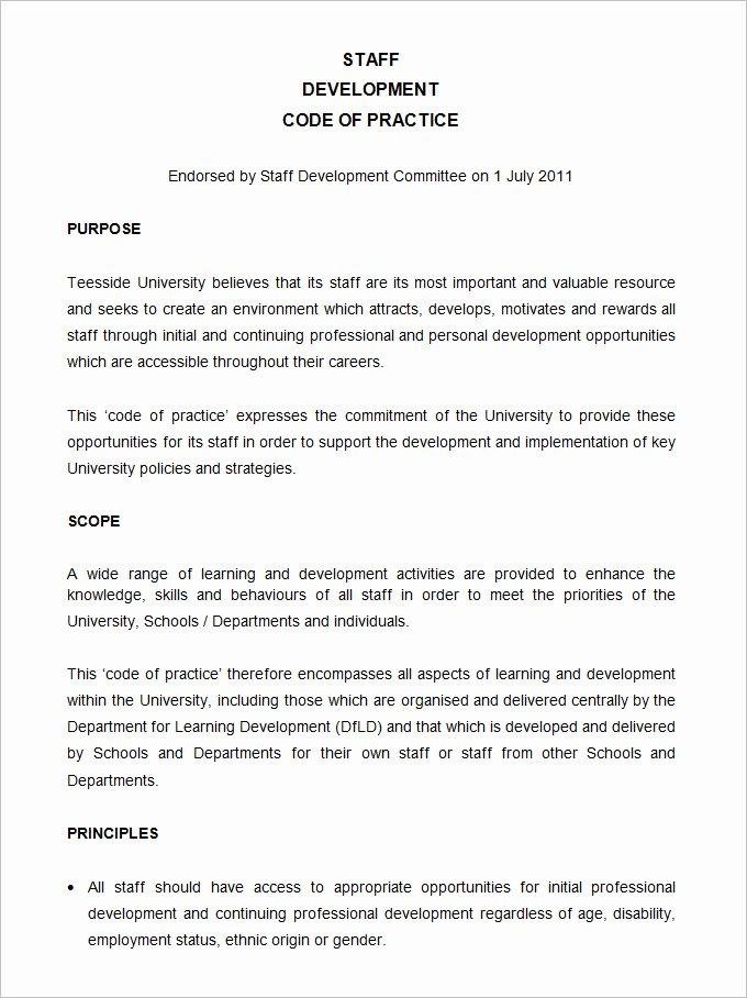 Sample Human Resource Policies Inspirational 53 Hr Policy Templates Hr Templates