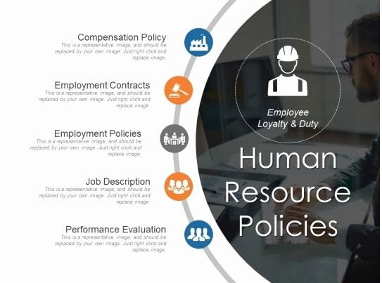 Sample Human Resources Policies Inspirational Human Resource Policies Sample Ppt Presentation