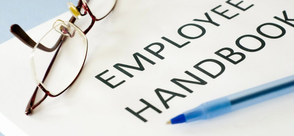 Sample Human Resources Policies Luxury What to Include In An Employee Handbook