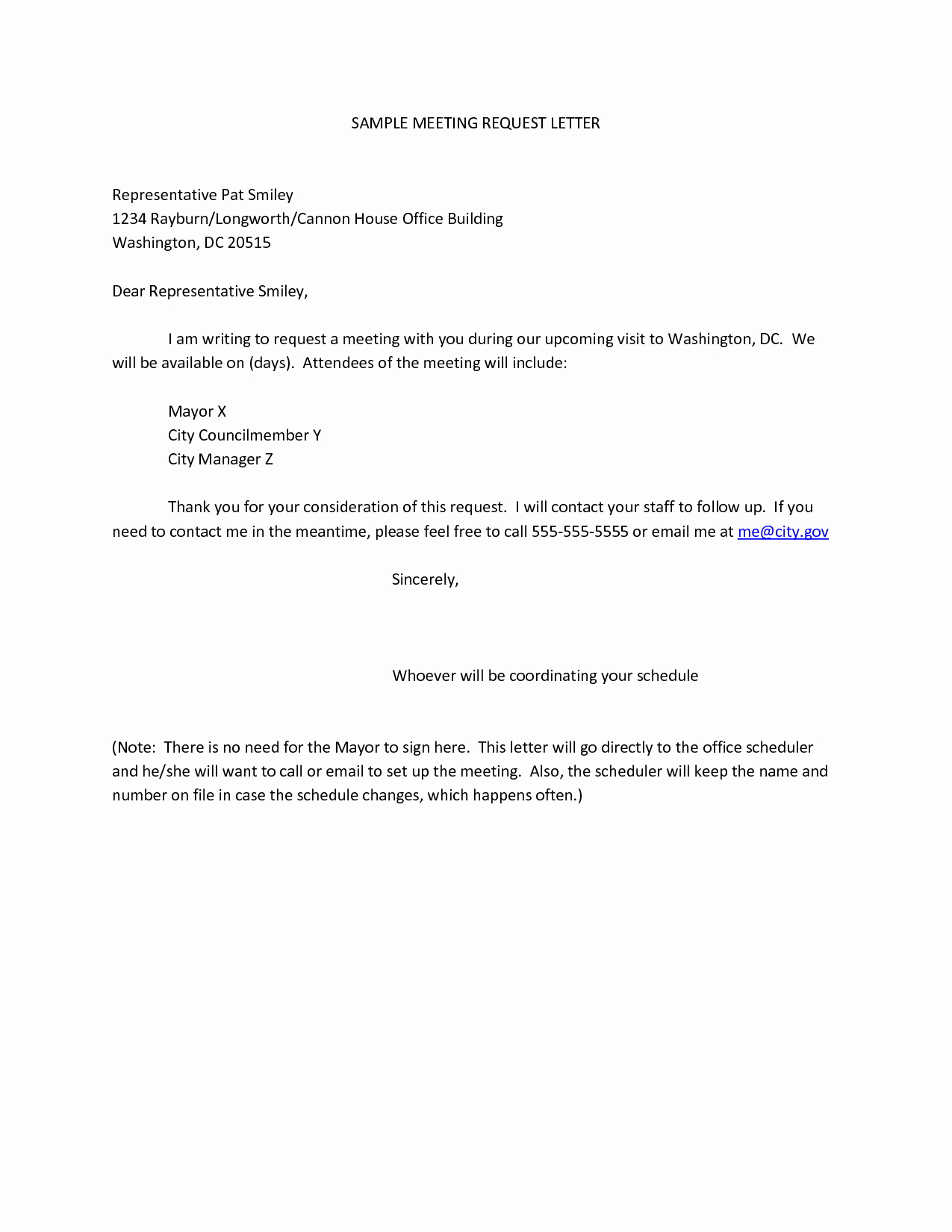 Sample Letter for Meeting Schedule Unique Sample Letter to Request A Meeting with A Manager