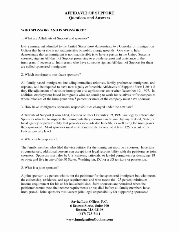 Sample Letter Of Financial Support Elegant 9 10 Letter Of Financial Support for Visa
