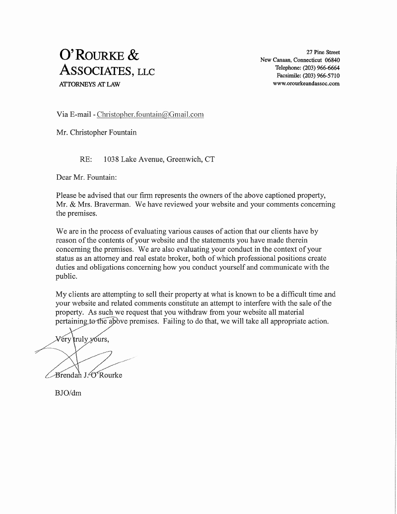 Sample Letter to Lawyer Fresh Best S Of Sample Client Letter From attorney Lawyer