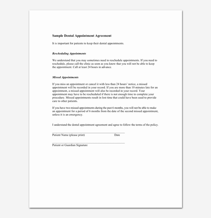 Sample Letter to Patient Best Of Reschedule Appointment Letter 10 Samples & formats