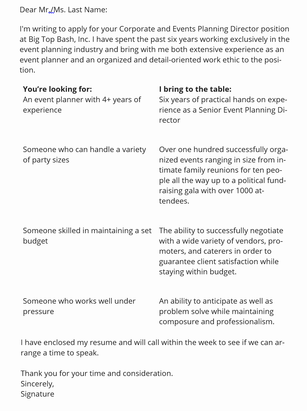 Sample Letters for Employment Awesome the Best Cover Letter format for 2019 [3 Sample Templates