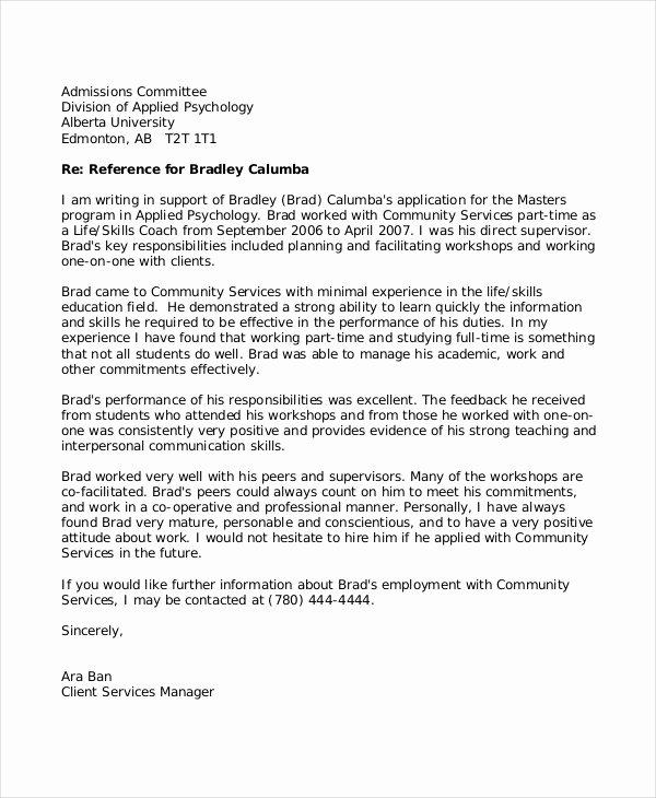 Sample Letters Of Recommendation Teacher Beautiful Ubc Co Op Cover Letter Petent Advancement