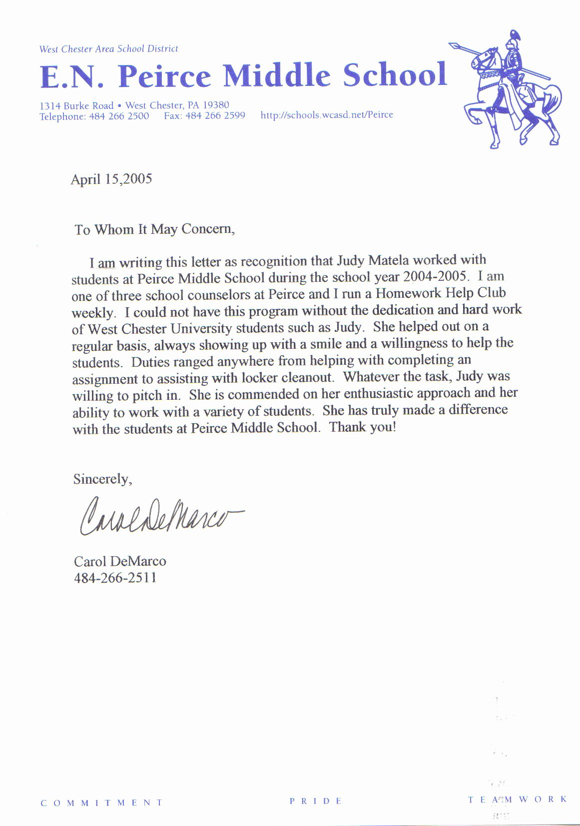 Sample Letters Of Recommendation Teachers Elegant Sample Letter Of Re Mendation for Teacher