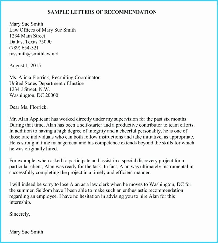 Sample Letters Of Recommendation Teachers New 12 13 Reference Letter Samples for Teachers