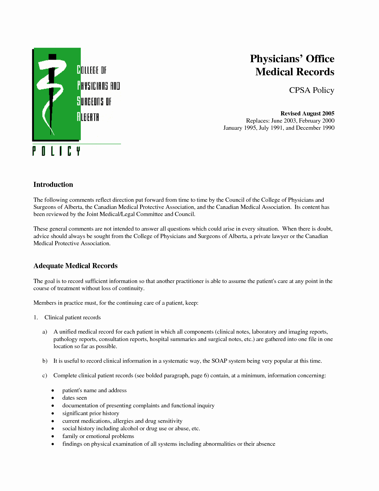 Sample Medical Records Best Of Best S Of Medical Fice Letter Templates Medical