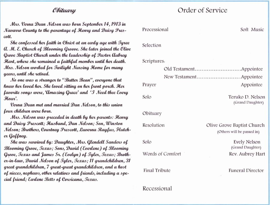 Sample Obituary for Dad New 29 Of Catholic Obituary Template
