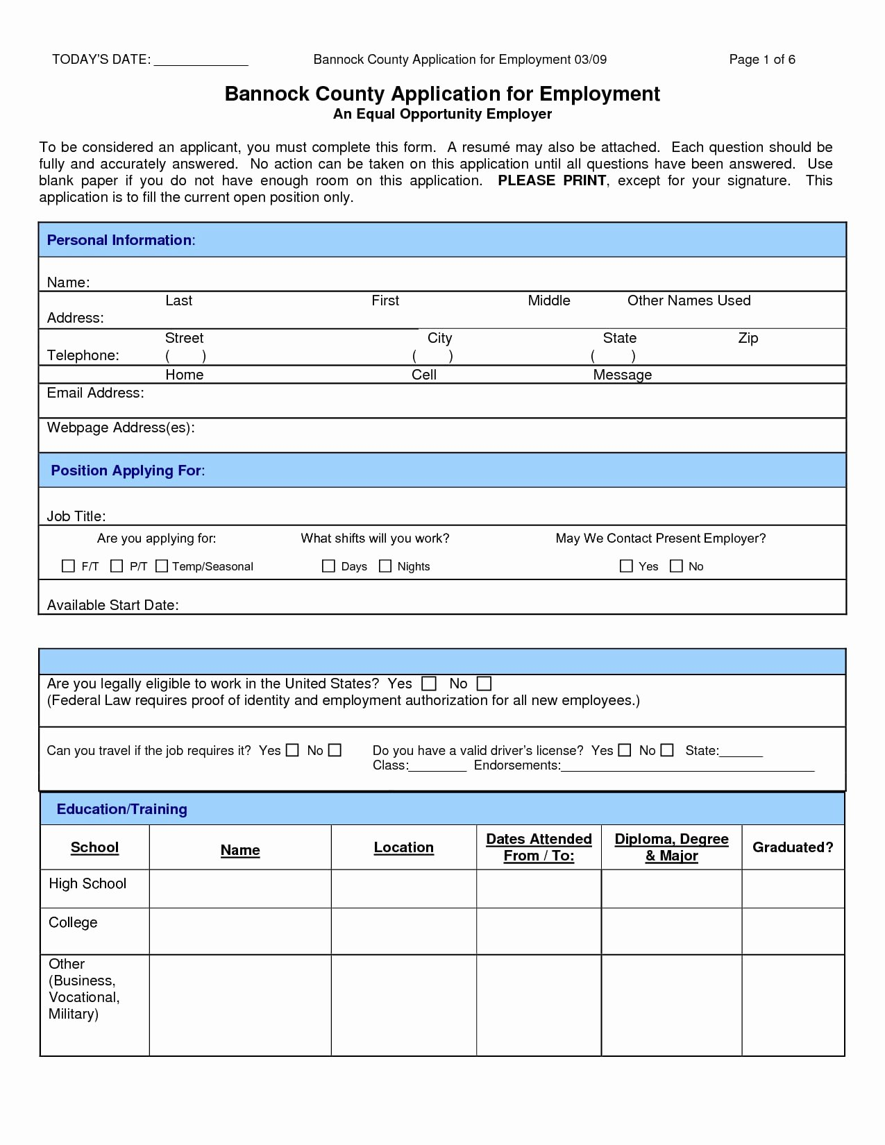 Sample Of A Job Application Best Of 9 Job Application Review form Examples Pdf
