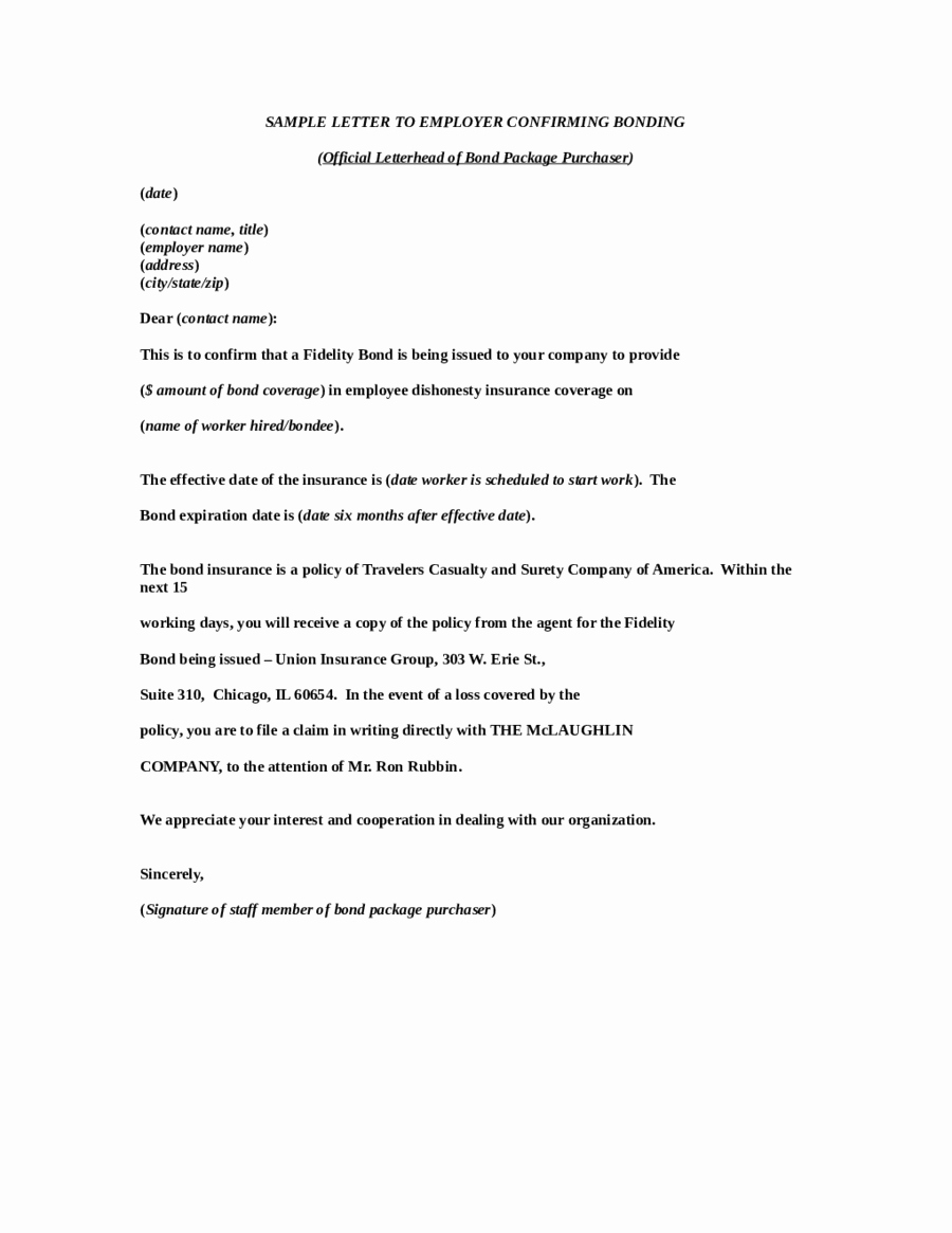 Sample Of Job Letter Beautiful 2019 Proof Of Employment Letter Fillable Printable Pdf