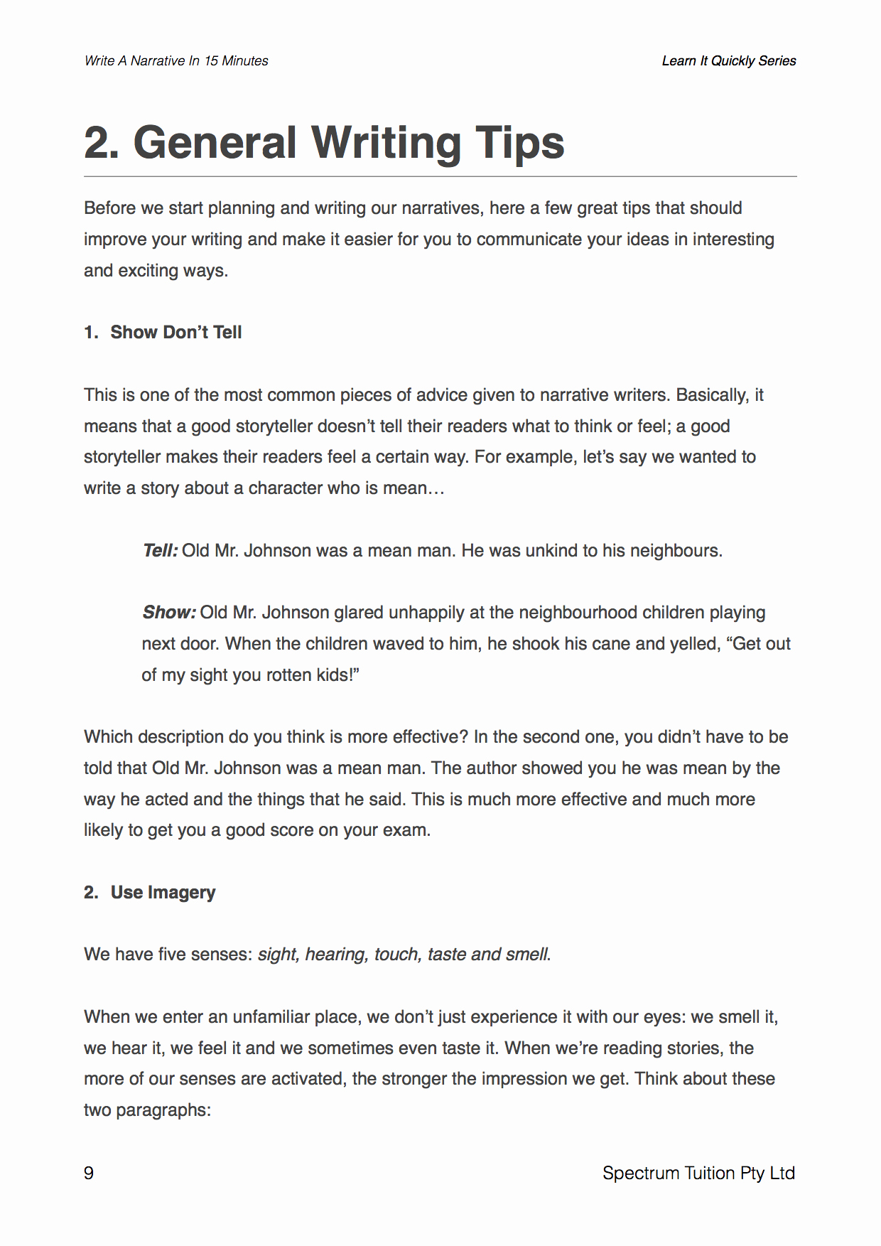 Sample Of Narrative Essay Best Of Write A Narrative In 15 Minutes