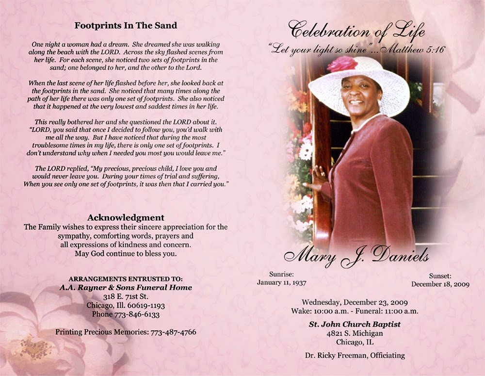 Sample Of Obituaries for Mother Inspirational Sample Obituary for Mother