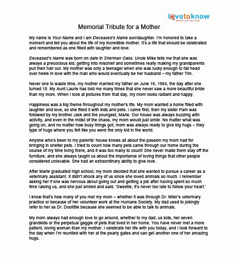 Sample Of Obituaries for Mother Inspirational Simple Words to Write On A Headstone