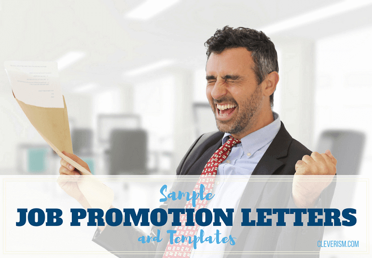 Sample Of Promotion Letters Unique Sample Job Promotion Letters and Templates
