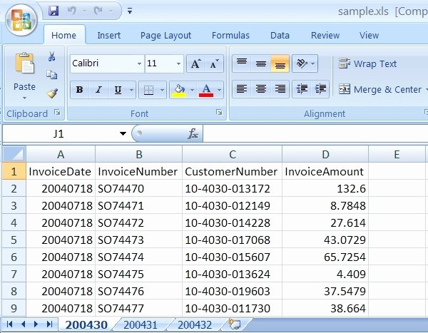 Sample Of Spread Sheet Awesome Retrieve Excel Schema Using Sql Integration Services Ssis