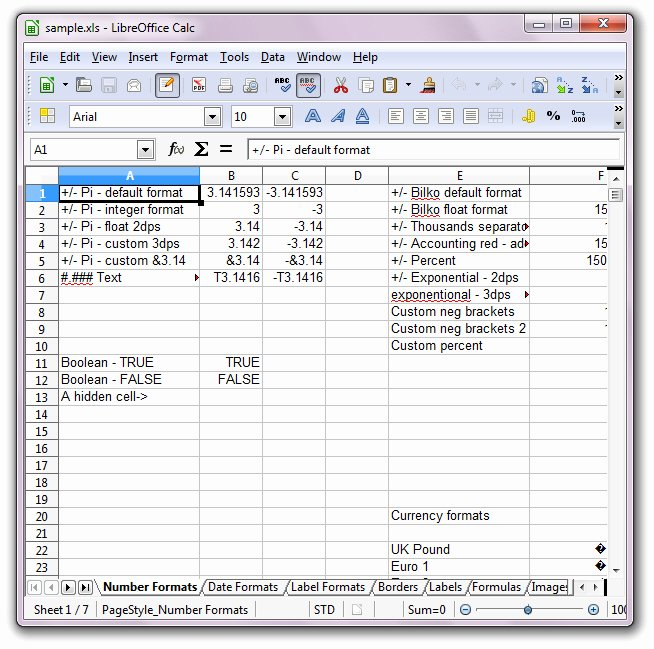 Sample Of Spread Sheet Fresh Reading and Writing Excel Spreadsheets