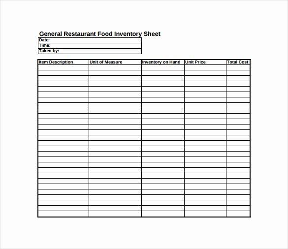 Sample Of Spread Sheet Luxury 16 Sample Inventory Spreadsheet Templates Pdf Doc