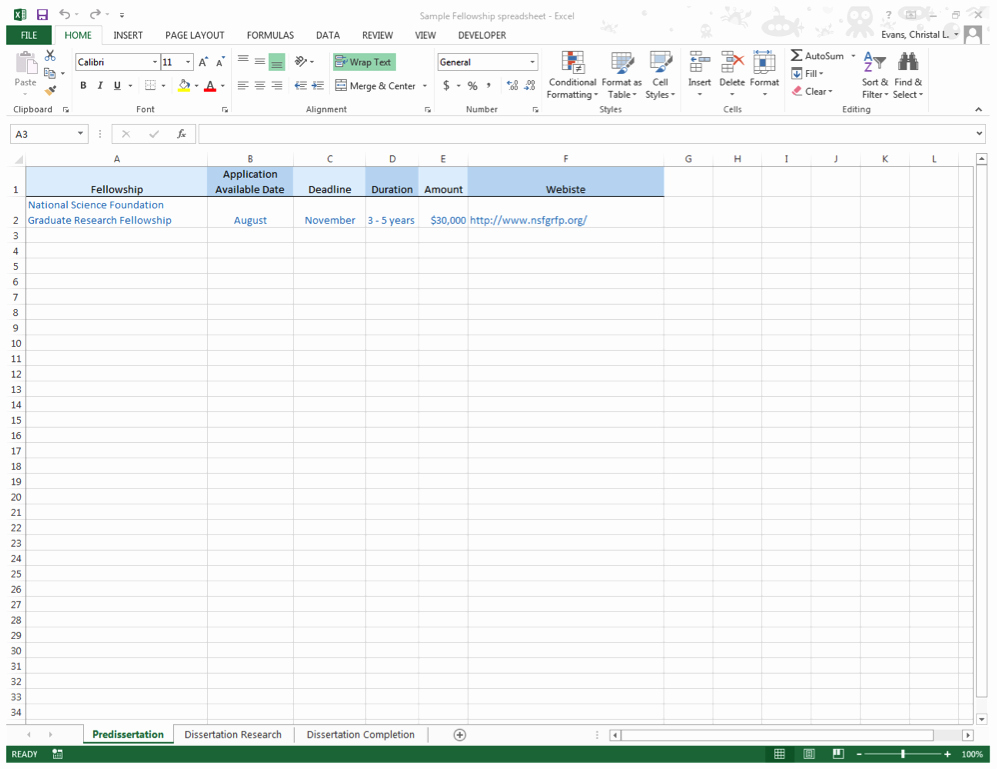 Sample Of Spread Sheet New Sample Funding Spreadsheet and Checklist