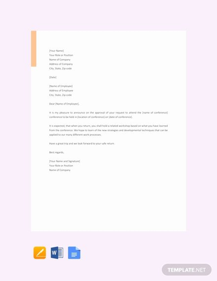 Sample Pre Approval Letter Awesome Free Pre Approval Letter Sample Template Download 1714