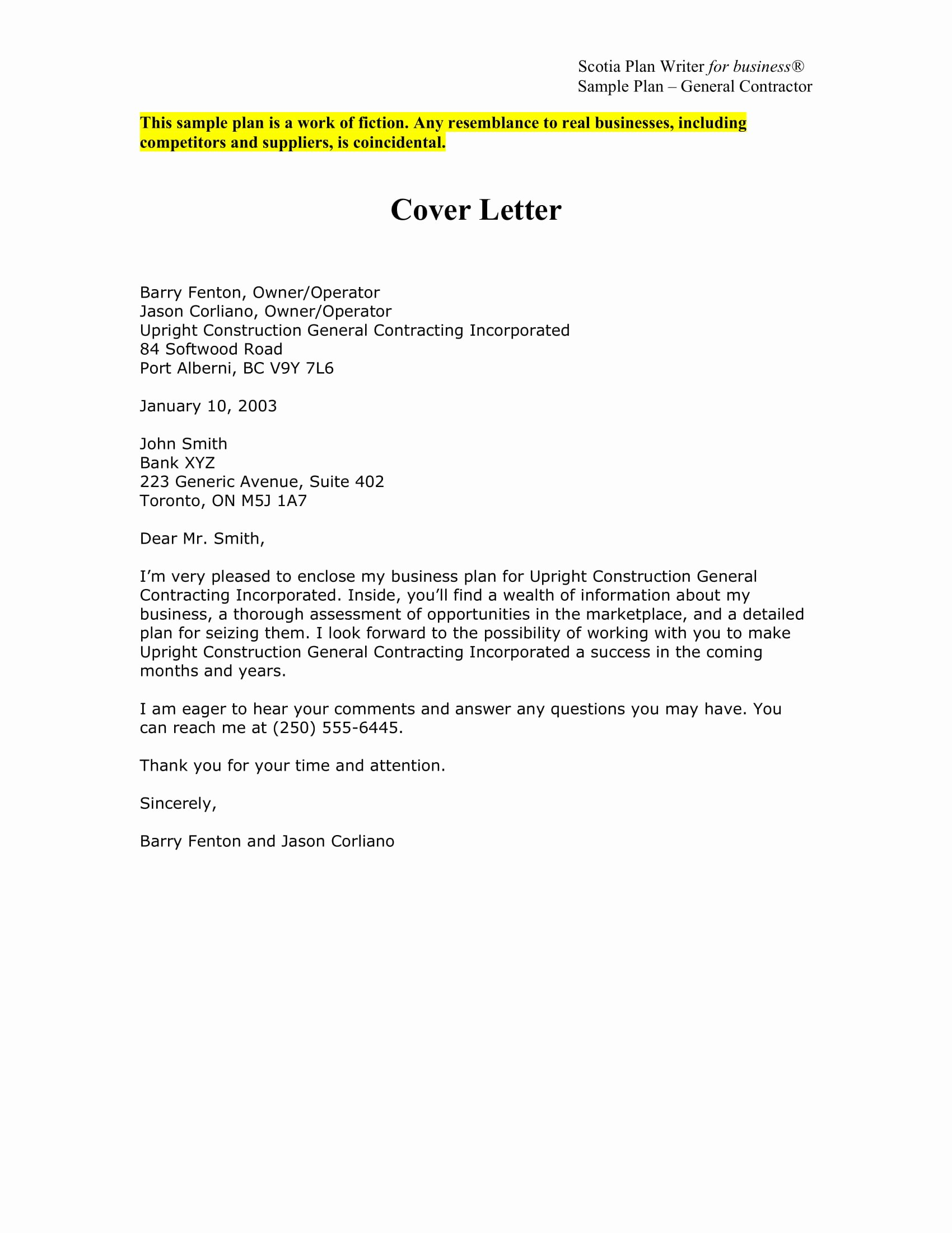 Sample Proposal Cover Letter Awesome Business Proposal Cover Letter Examples Pdf