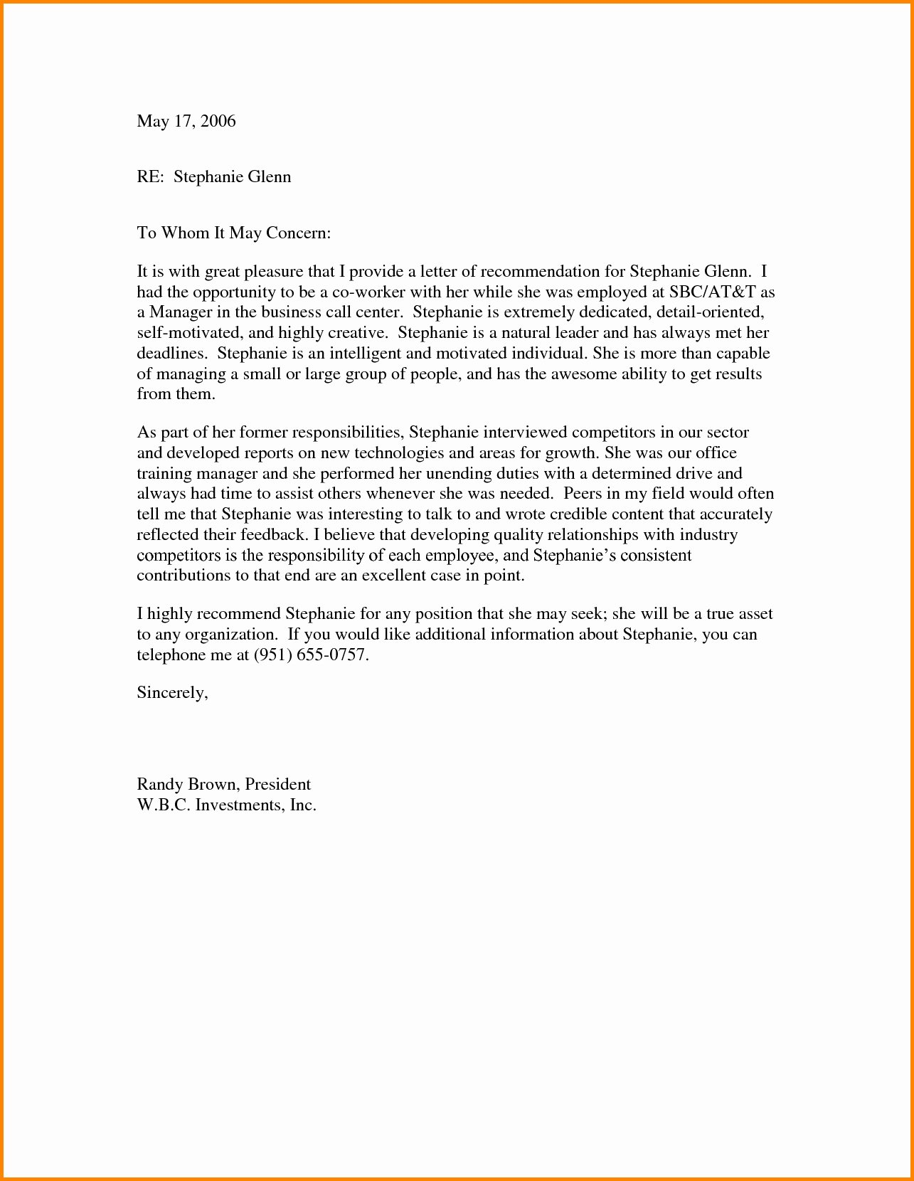 Sample Recommendation Letter for Coworker Luxury Template for Writing A Letter Re Mendation for A