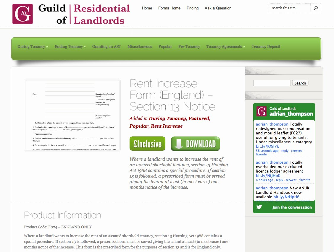 Sample Rent Increase Notice Inspirational Ing soon – New Landlord forms Letters and Templates