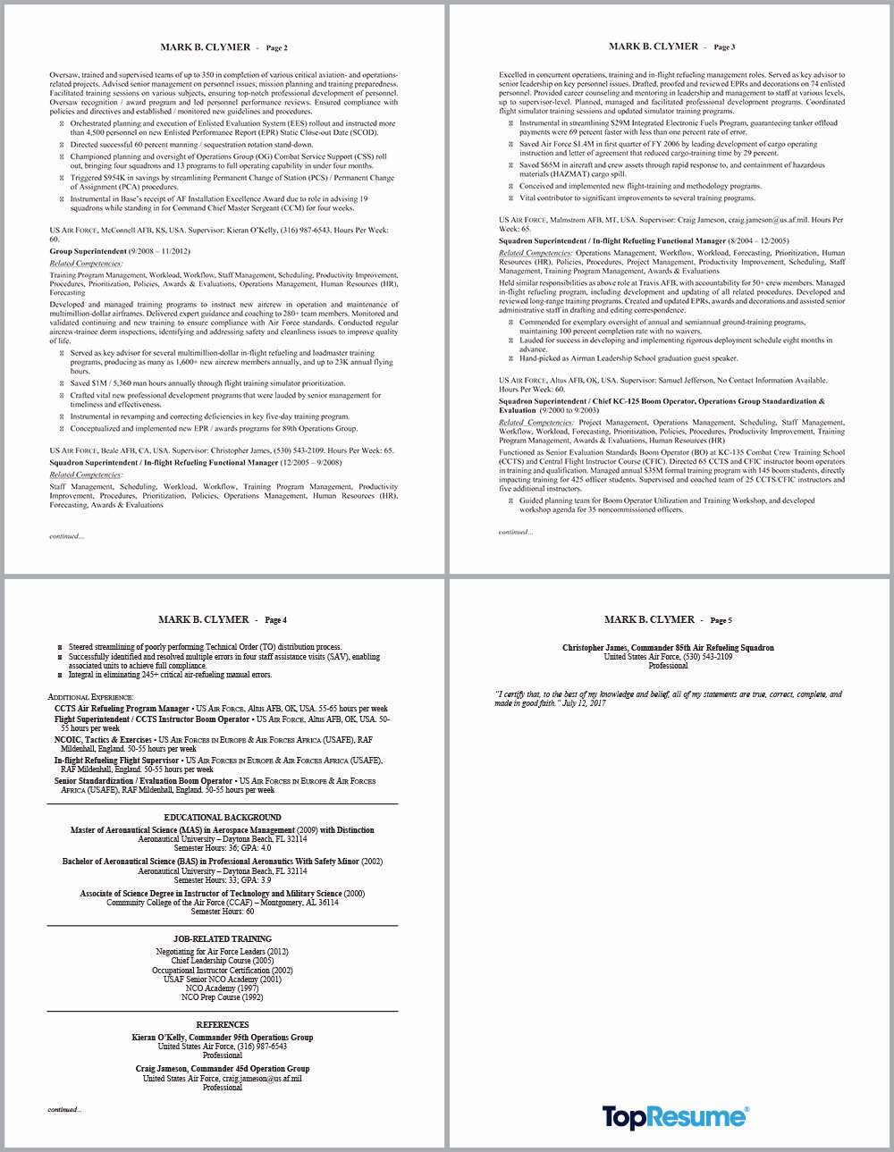 Sample Resume for Federal Jobs New top Resume Tips for Writing A Federal Resume