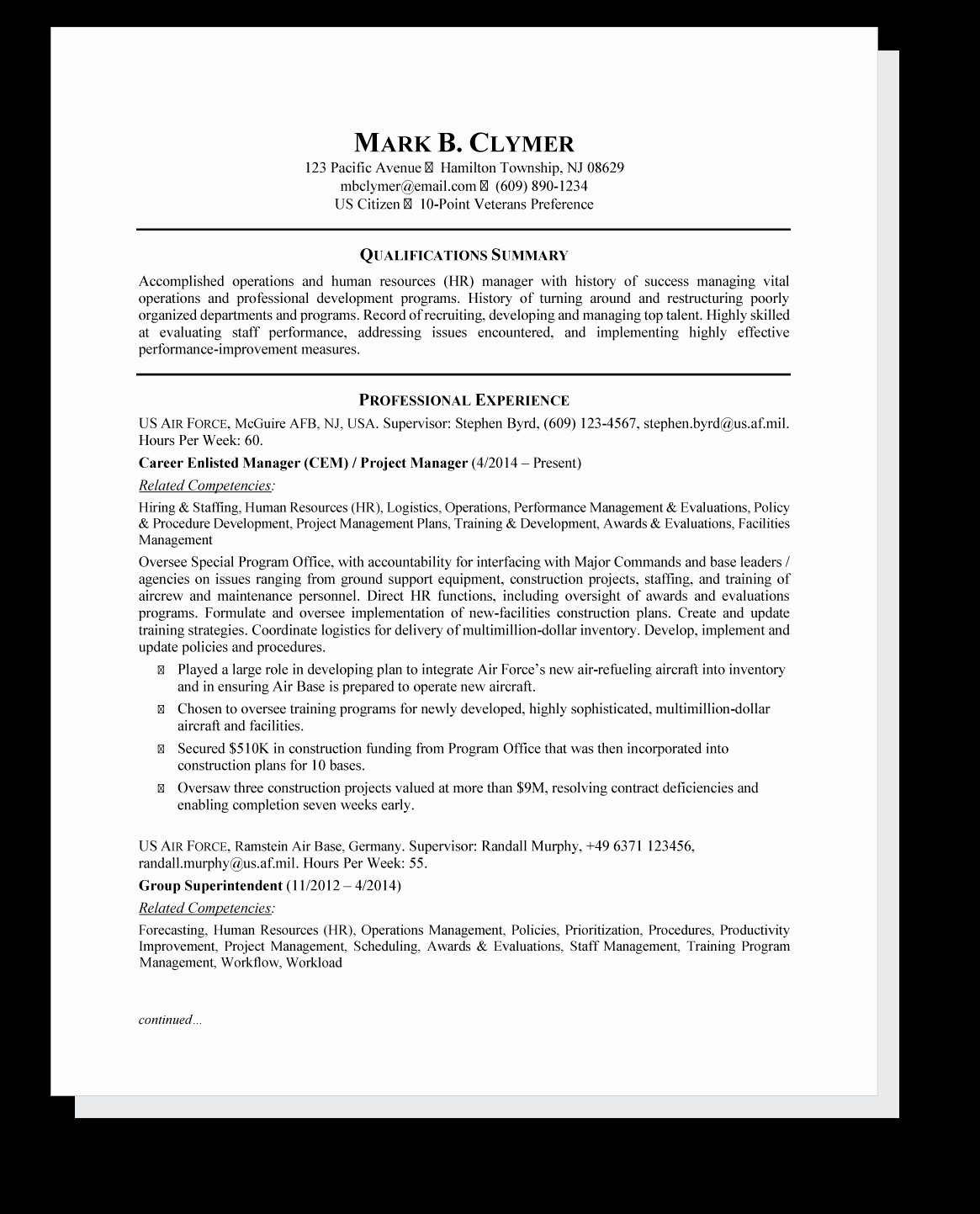 Sample Resumes for Federal Jobs Fresh top Resume Tips for Writing A Federal Resume