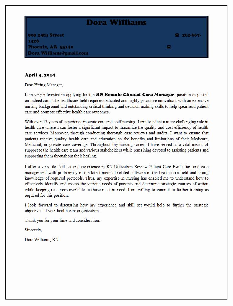 Sample Rn Cover Letter Elegant Professional Registered Nurse Resume Services