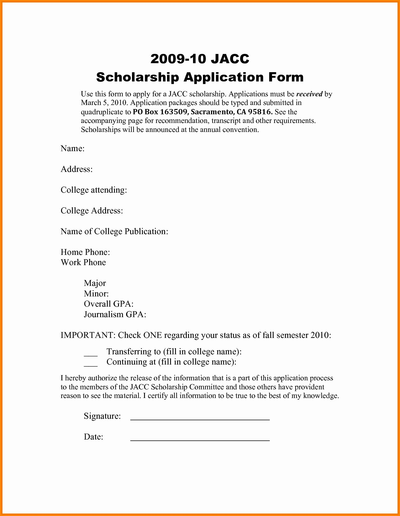 Sample Scholarship Application Letter Inspirational Sample Application Letter for Scholarship Grant