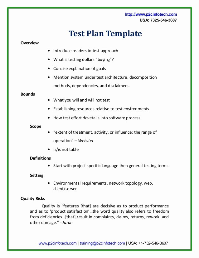 Sample Test Case Document Inspirational Sample Test Plan Doc