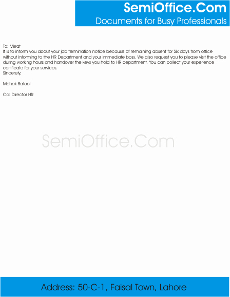 Sample Warning Letter for Absenteeism Beautiful Memo On Absenteeism Samples format