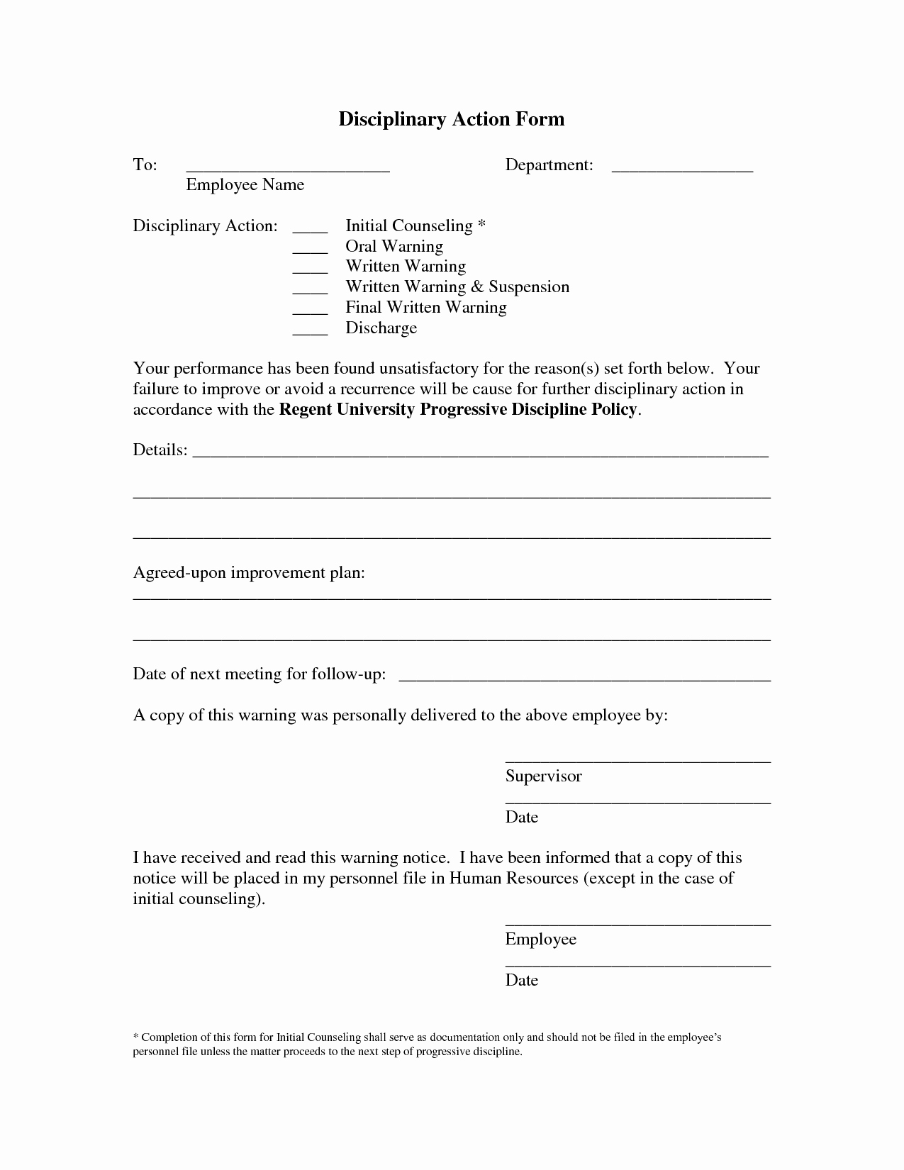 Sample Write Up for Employee Elegant Employee Write Up Template Free Google Search