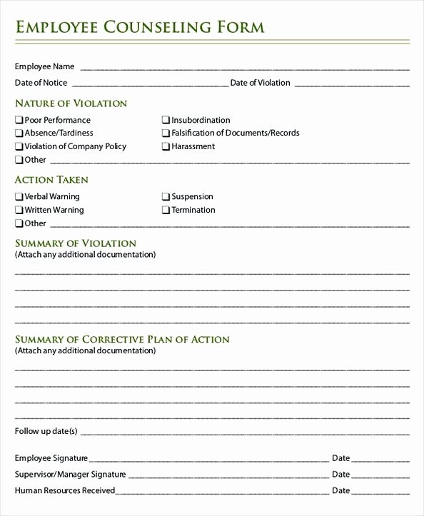 Sample Write Up for Employee Fresh 48 Employee Write Up form – A Professional Way to