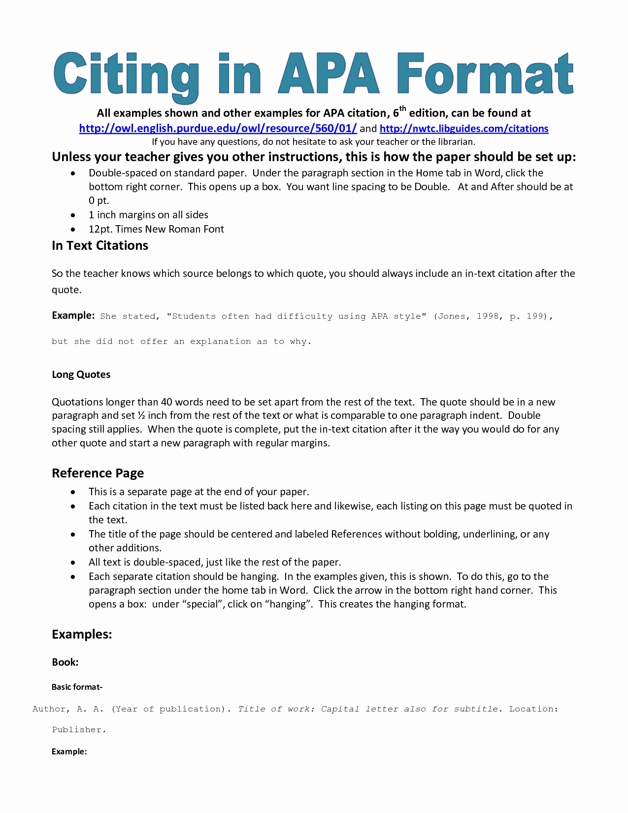 Samples Of Apa format Inspirational Apa format Citation Obfuscata