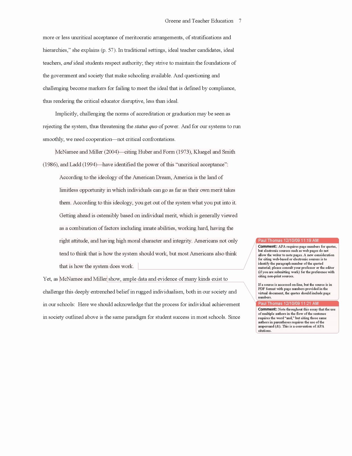 Samples Of Apa format Lovely Conventional Language Sample Apa Essay with Notes