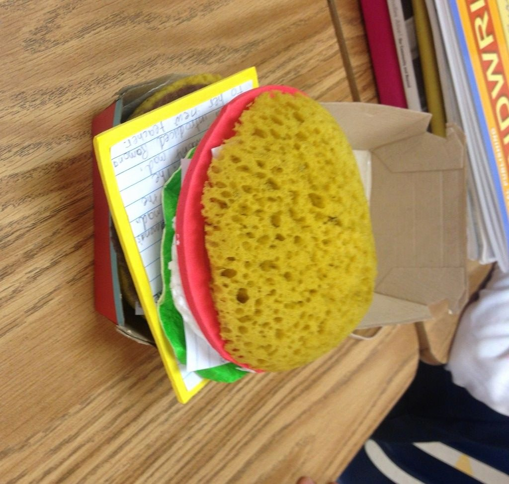 Sandwich Book Report Template Beautiful Book Report Sandwich the 3rd Graders Did An Excellent Job