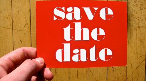 Save the Date Class Reunion Awesome Save the Date Reunion Postcards Fill In Yourself Pack Of