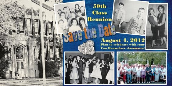 Save the Date Class Reunion New Pinterest • the World's Catalog Of Ideas