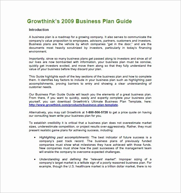Sba Business Plan Template Beautiful Sba Business Plan Template