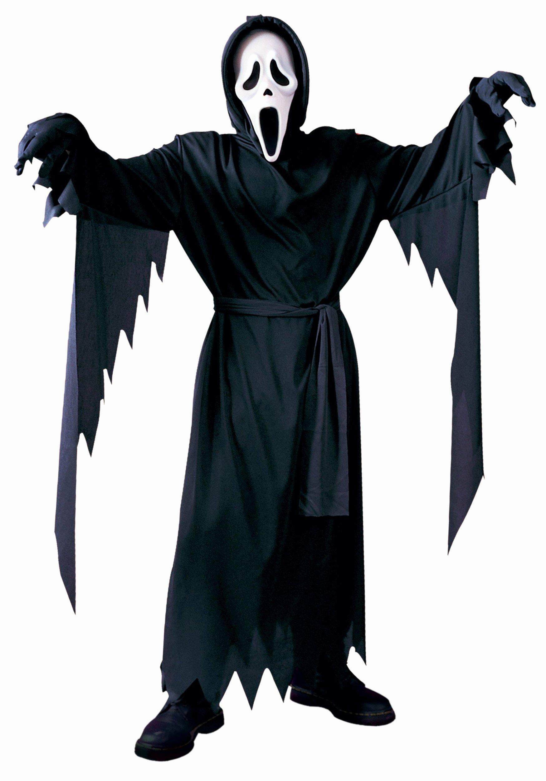 Scary Masks for Kids Beautiful Child Scream Costume