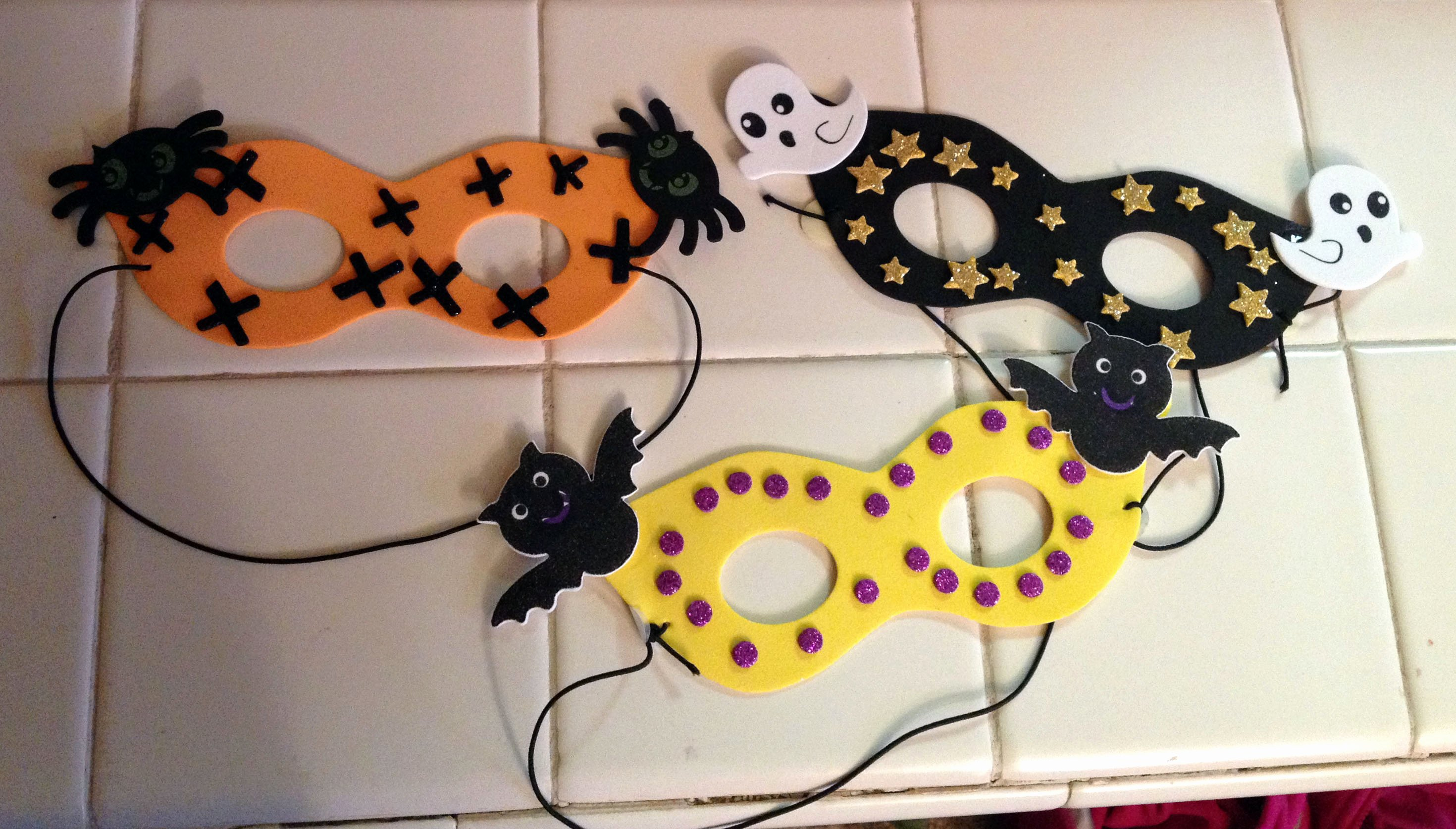 Scary Masks for Kids Fresh 30 Easy Halloween Craft Ideas