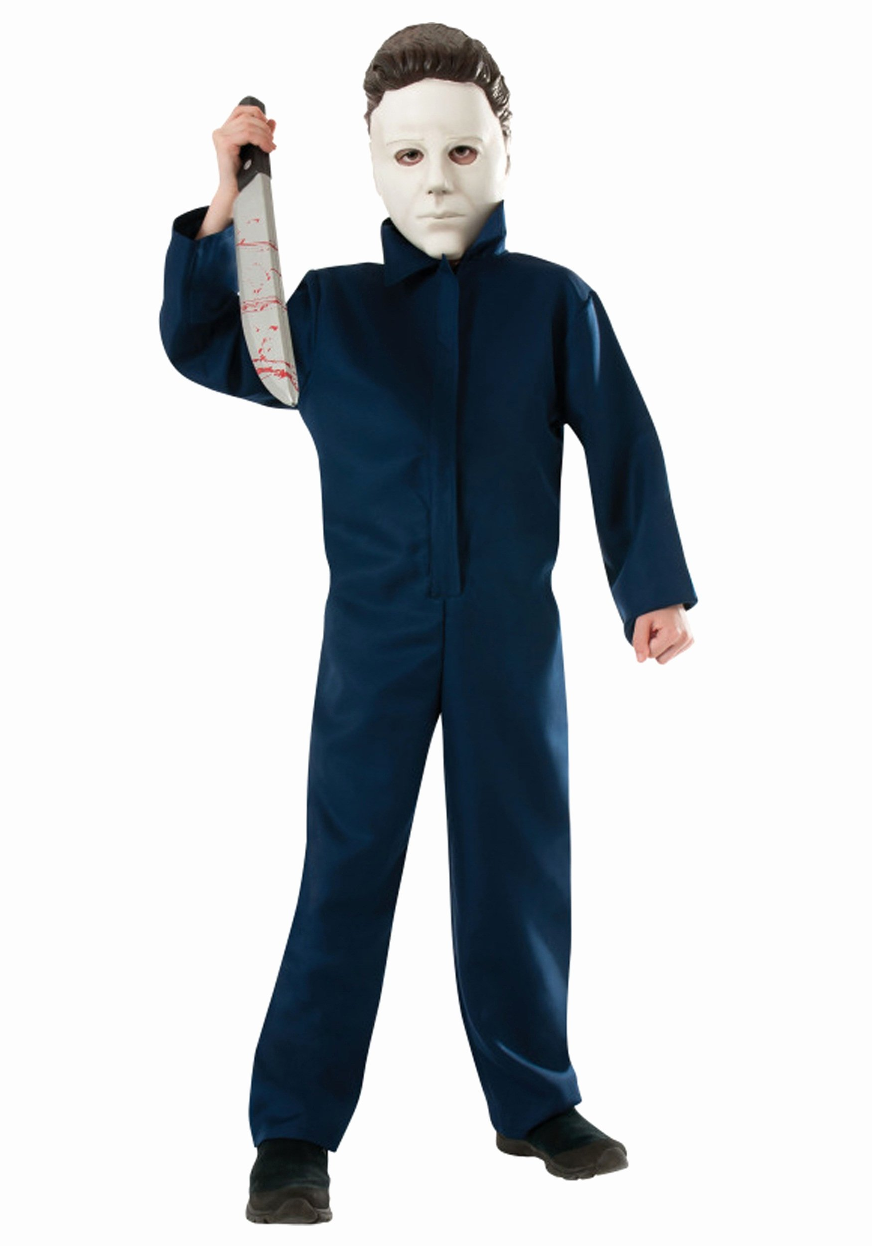Scary Masks for Kids Inspirational Michael Myers Child Costume