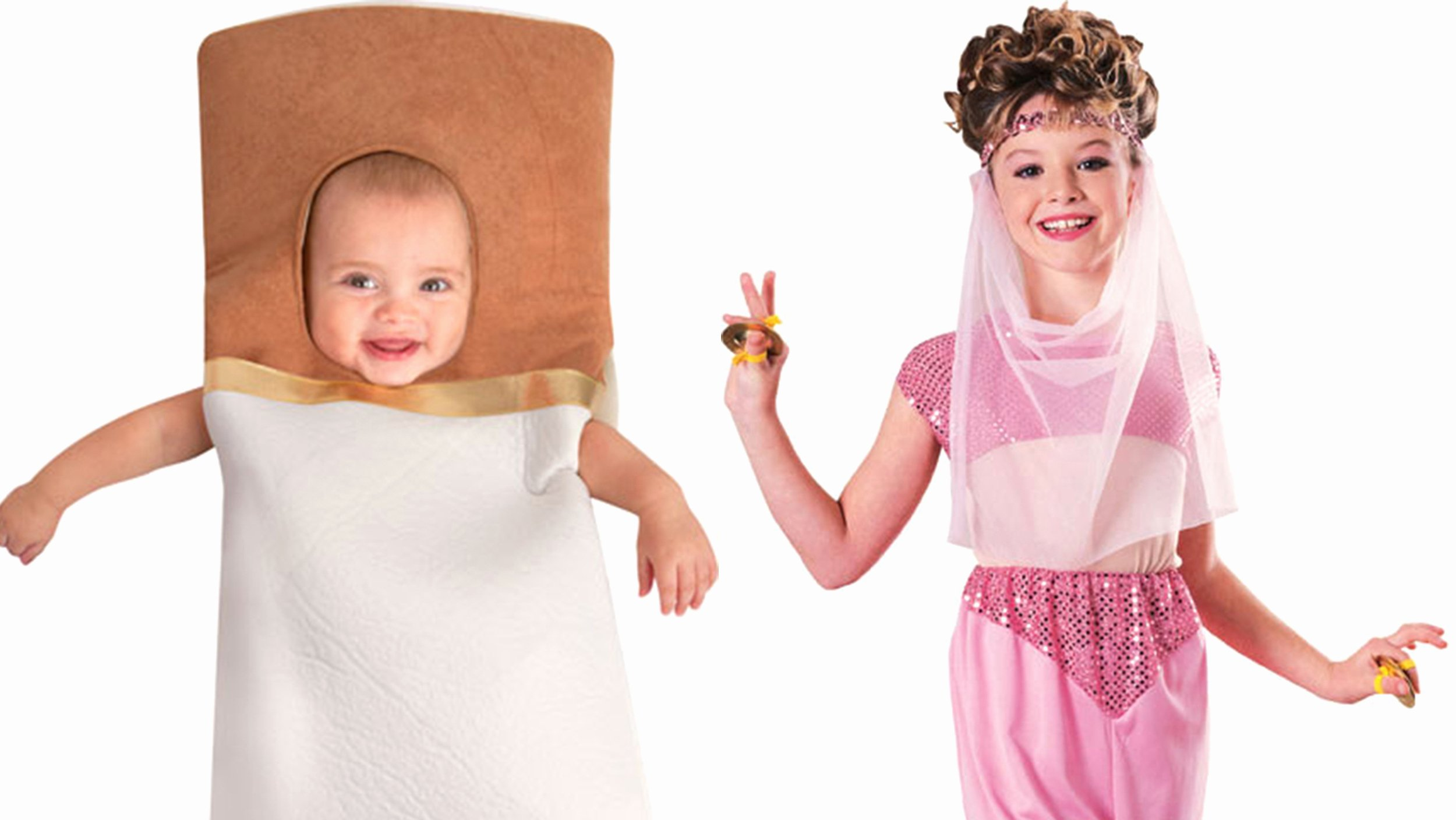 Scary Masks for Kids Lovely Scary Bad 9 Worst Halloween Costumes for Kids today