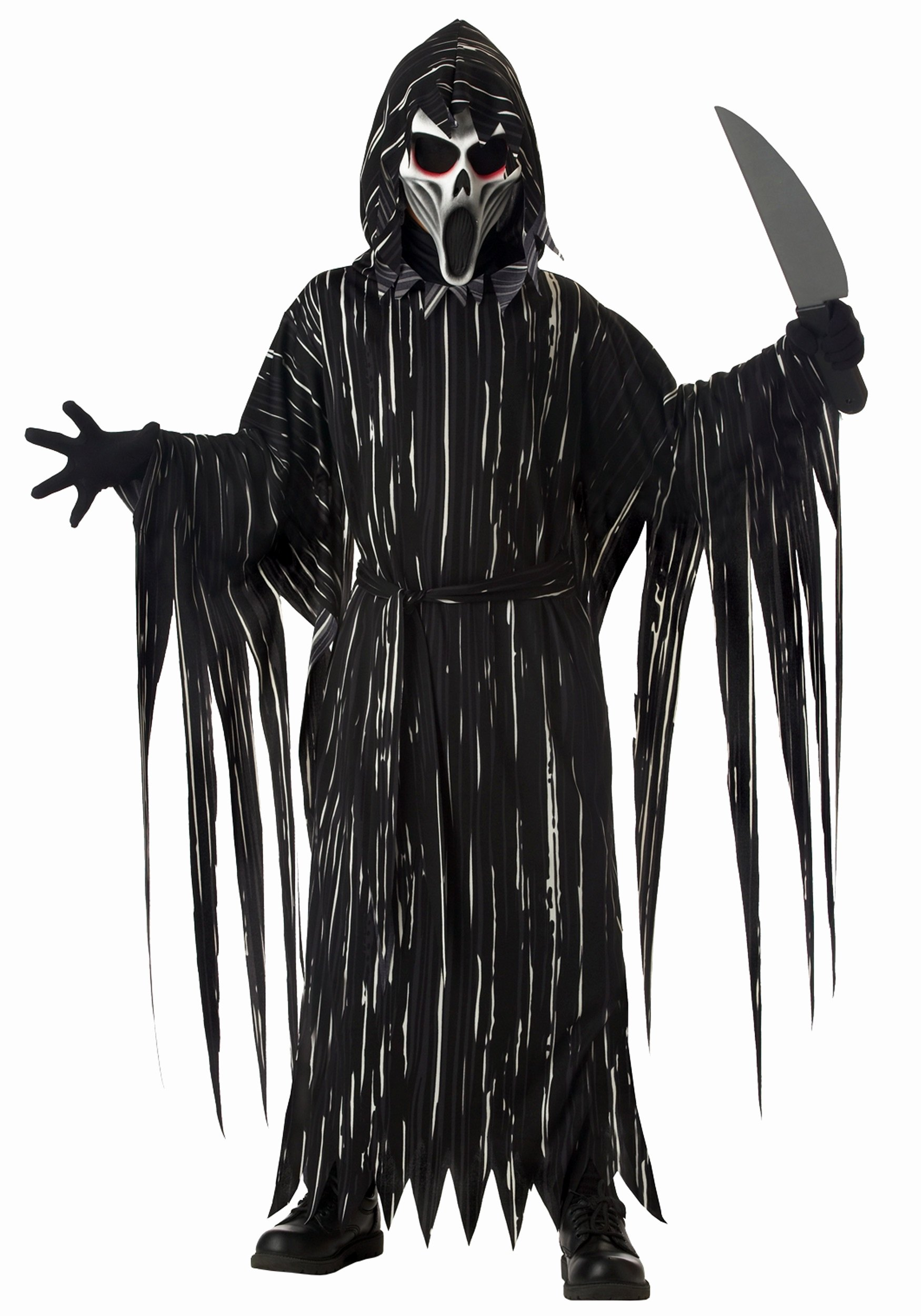 Scary Masks for Kids Luxury Child Howling Horror Costume