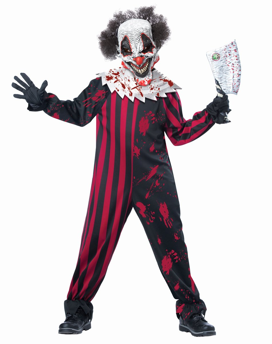 Scary Masks for Kids Unique Clown Costumes