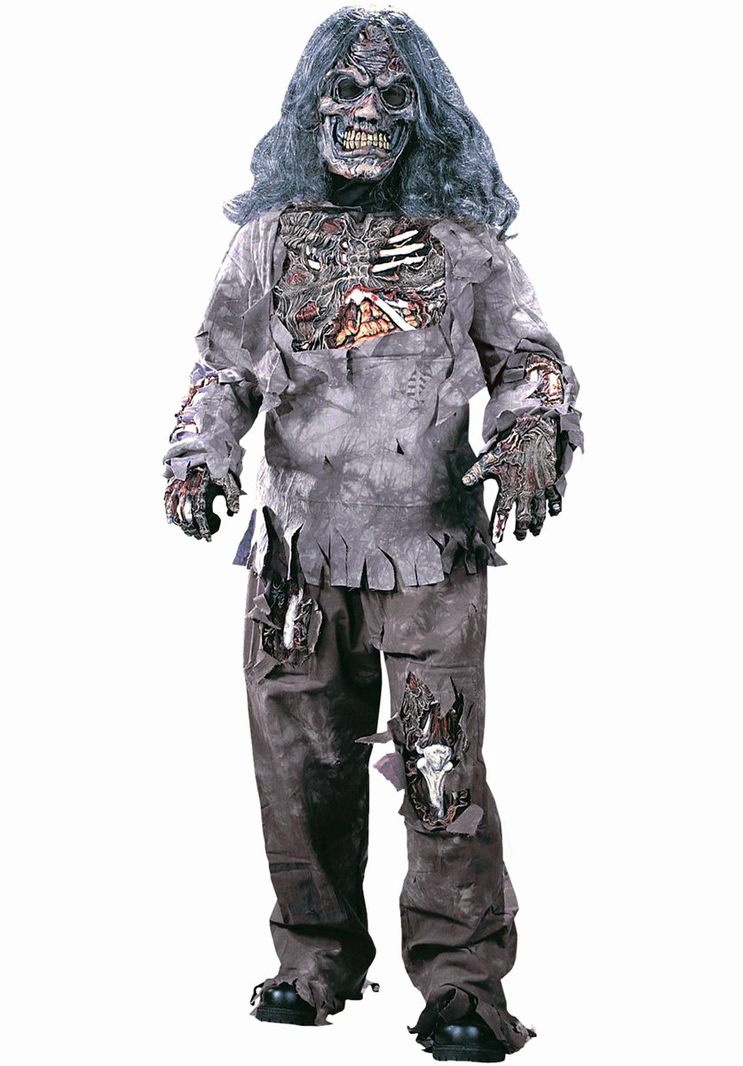 Scary Masks for Kids Unique Mega Fancy Dress Sees the Zombie Costume Craze Continue